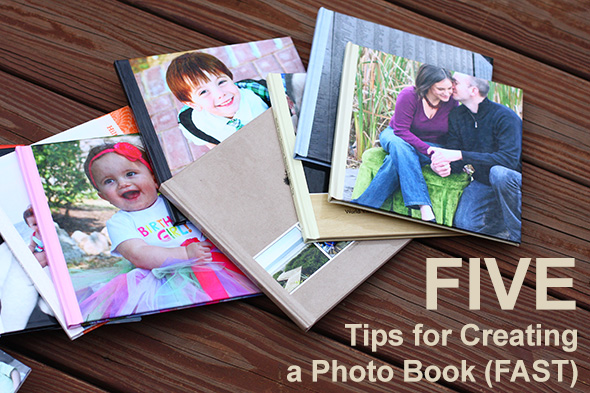5 Tips For Creating A Photo Book (Fast)