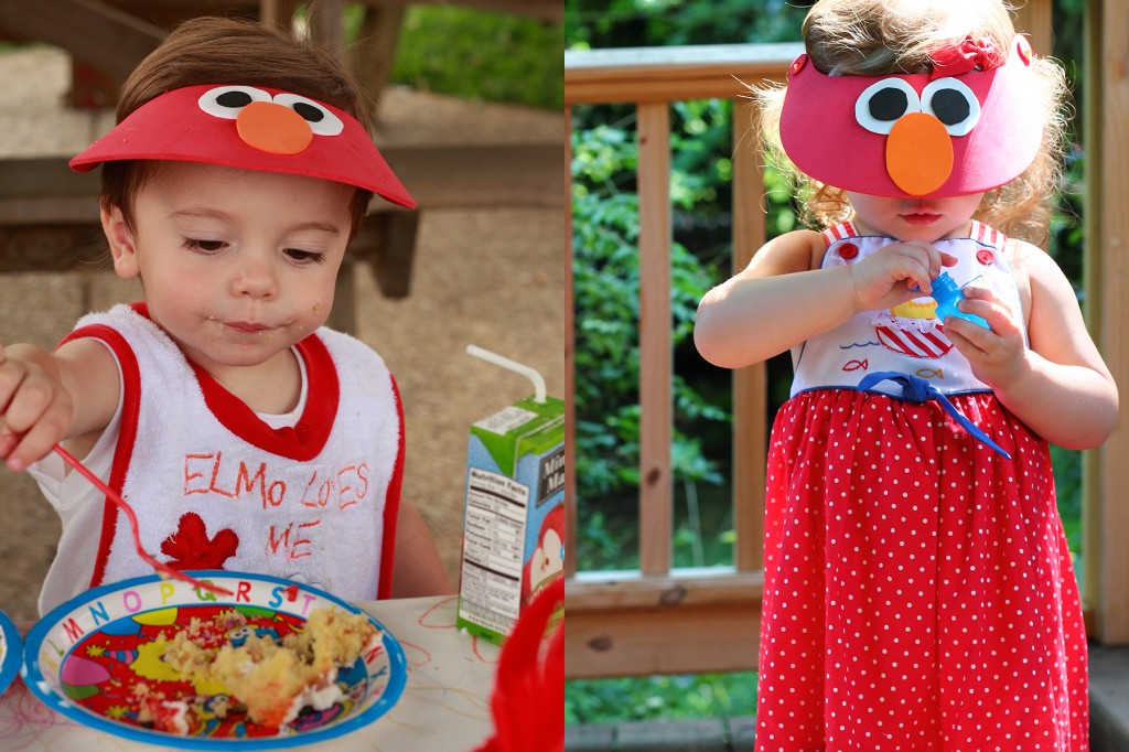 Elmos Vaccine Video Is Cutest Argument >> Sesame Street Birthday Party Ideas Games Food Decorations More