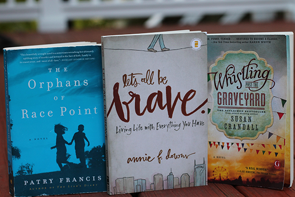 Three must-read books for your summer