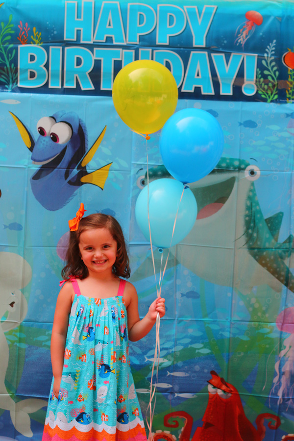 Finding Dory Party: Activities, Decorations & More - The Mom