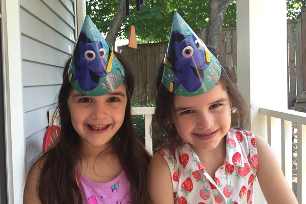 Finding Dory birthday party