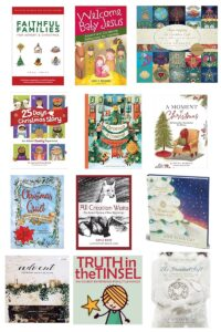 Advent Books for You and Your Family