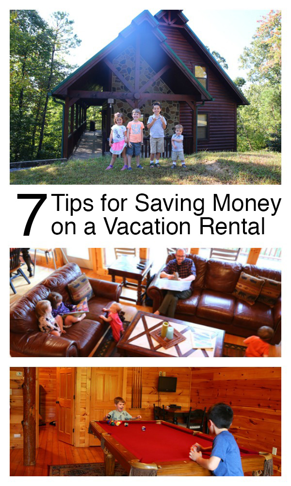 7 tips to save on a vacation rental