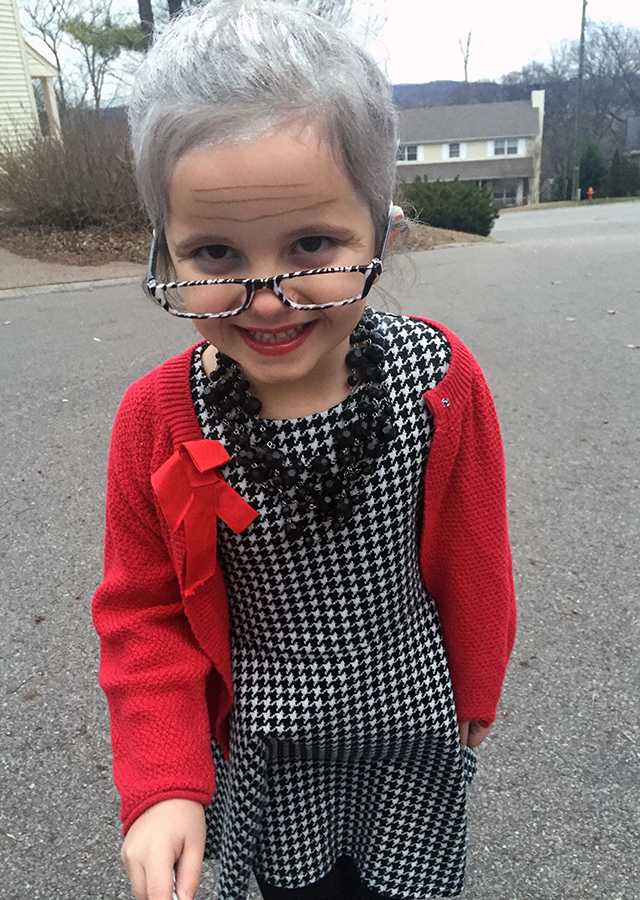 100,Year,Old Kids for 100th Day of School , The Mom Creative