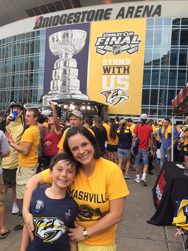 Moms, Say Yes to Spontaneity: A Lesson from the Stanley Cup Finals