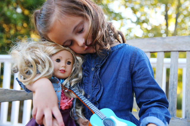 American Girl Doll Tenney Review