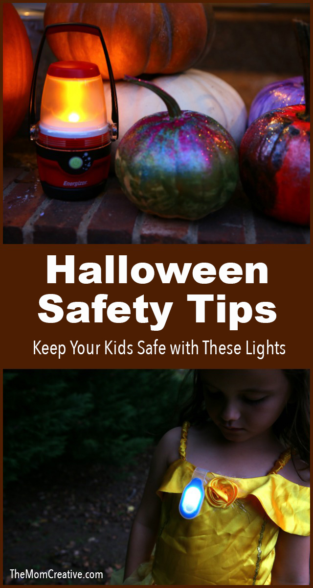 Halloween Safety Tips: Keep Your Kids Safe with These Lights