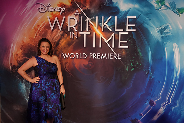 A Wrinkle in Time Movie premiere