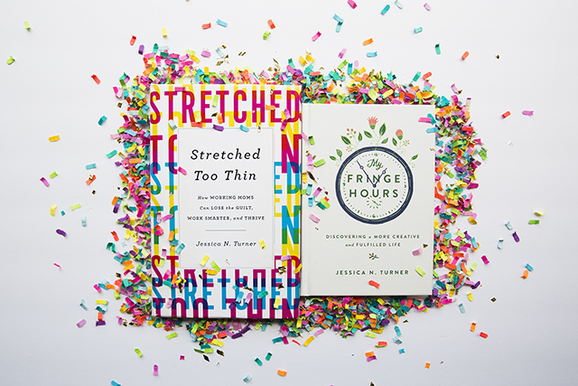 Stretched Too Thin by Jessica N Turner