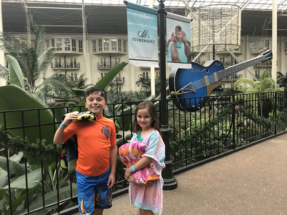 Gaylord Opryland Resort SoundWaves Review for Families