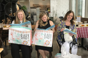 Books to give at a baby shower