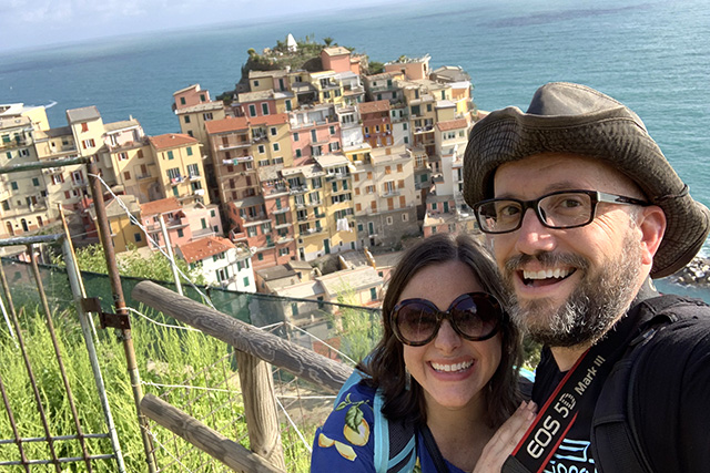 Our Italian Vacation