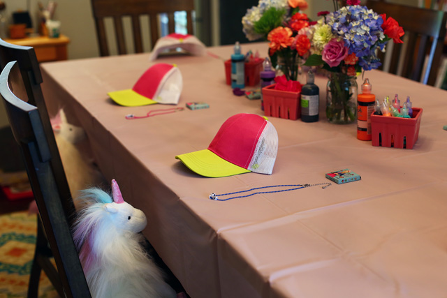 How I Threw a Party Using Target Clearance, Aldi, Dollar Tree and Stuff I Had