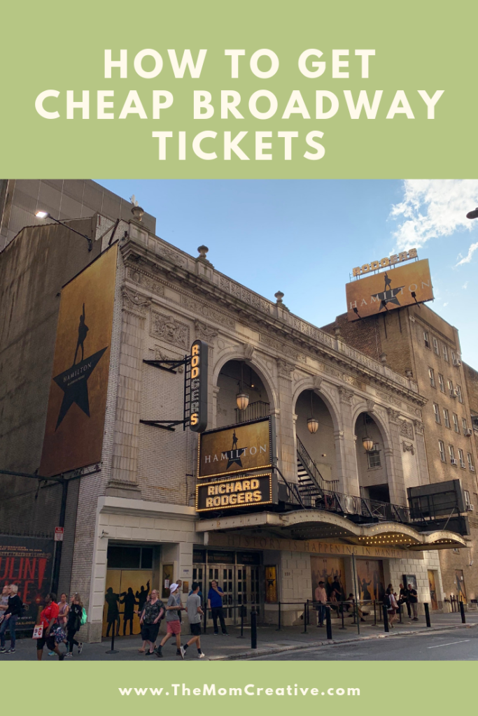 4 Ways to Get Cheap Broadway Tickets