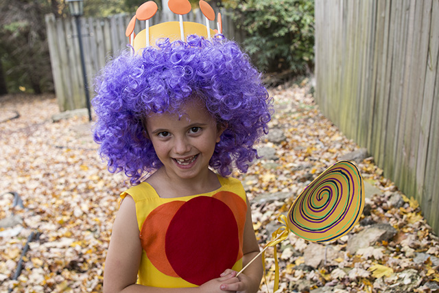 Candyland costume Princess Lolli Costume