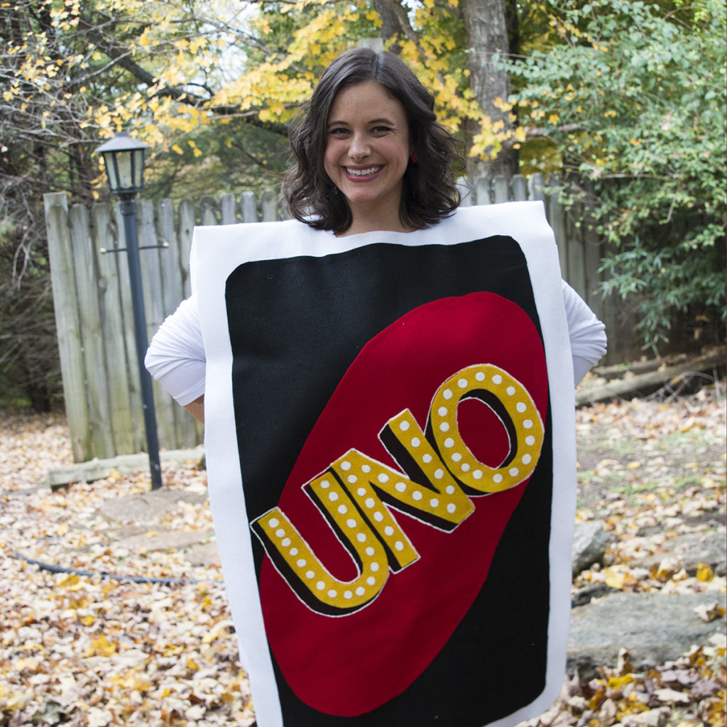 Uno costume tutorial