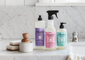 Home Essentials + Free Cleaning, Beauty or Baby Products