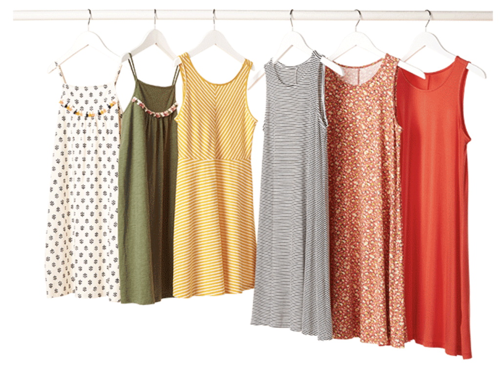 Old Navy Swing Dresses