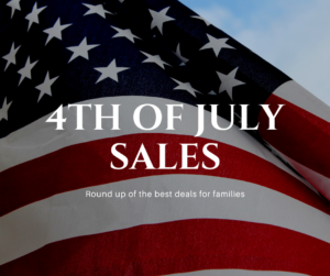 4th of July Weekend Sales