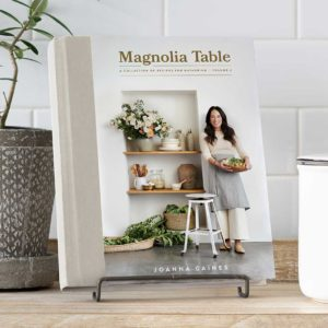 60% off Joanna Gaines' New Magnolia Cookbook!