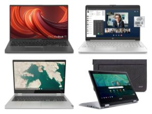 Affordable Laptops and Chromebooks