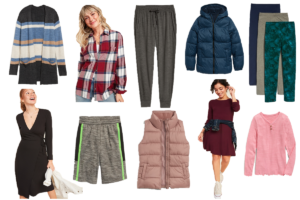 50% off at Old Navy
