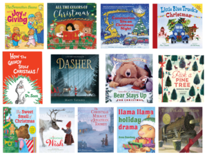The Best Kids' Christmas Books