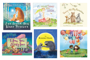 Love-Themed Kids' Books {That Aren't for Valentine's Day}