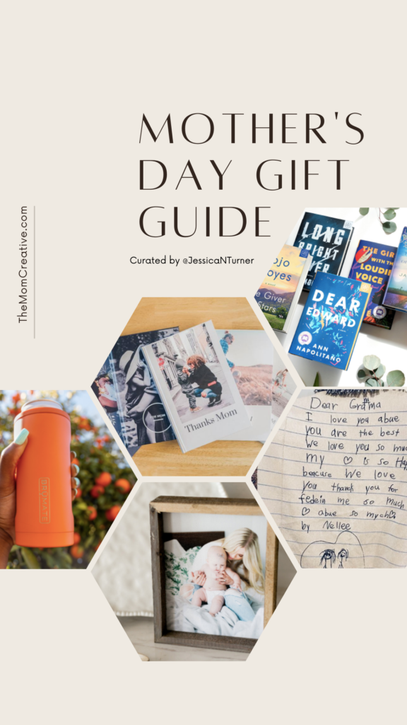 Mother's Day Gift Guide Featuring Personalized Gifts for Moms