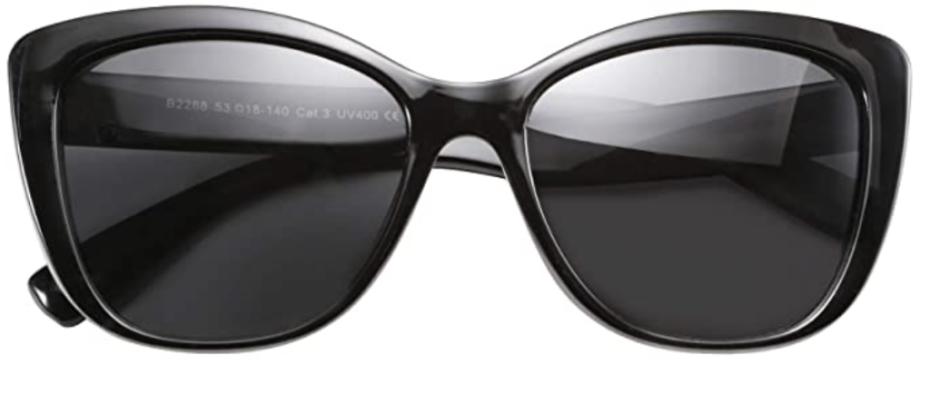 $10-$15 Black Sunglasses on Amazon