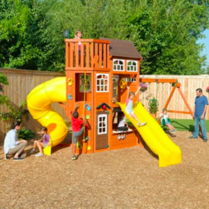 EXPIRED HUGE Discount: Kids' Play Gym + Swing Set