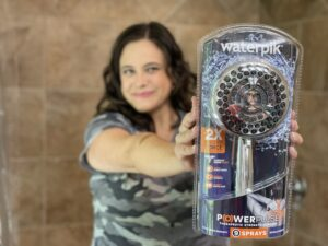 Review: Waterpik Power Pulse Therapeutic Strength Massage Shower Head