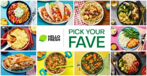 Get 14 Free Meals from Hello Fresh